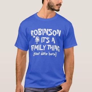 ロビンソンの家族会 Tシャツ