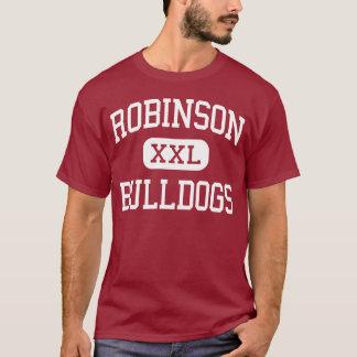 ロビンソン-ブルドッグ-高一致 Tシャツ