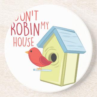 ロビン私の家 コースター