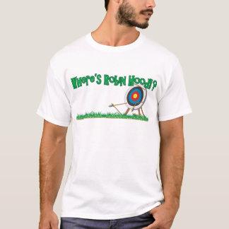 ロビン・フッドがいるところ Tシャツ