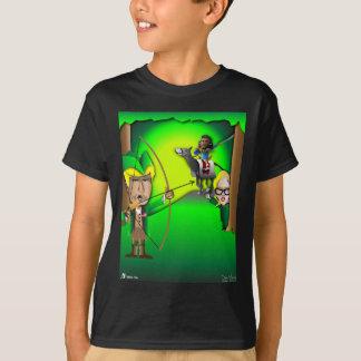 ロビン・フッドの切札 Tシャツ