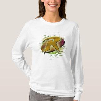 ロビン- R Tシャツ