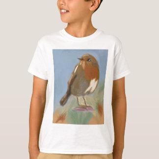 ロビンRedbreast Tシャツ