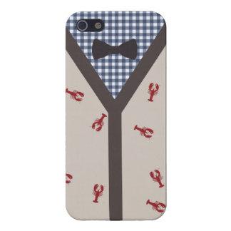 ロブスターのためにか。 イセエビのために iPhone 5 ケース