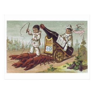 ロブスターの子供 ポストカード