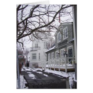 ロブスターの家レイキャビクアイスランド カード