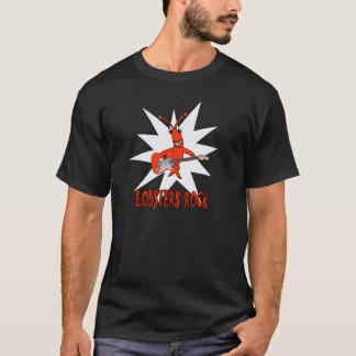 ロブスターの石 Tシャツ