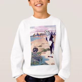 ロブスターのQuadrilleへの歓迎 スウェットシャツ