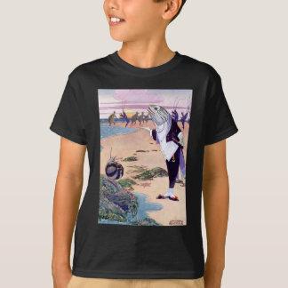 ロブスターのQuadrilleへの歓迎 Tシャツ