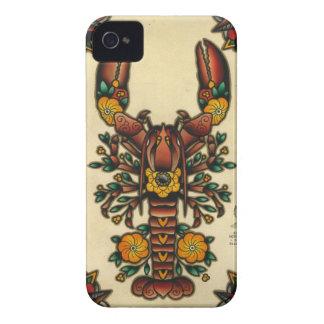ロブスター Case-Mate iPhone 4 ケース