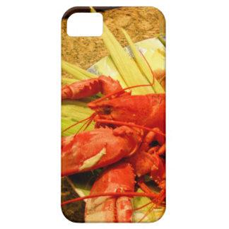 ロブスター iPhone SE/5/5s ケース