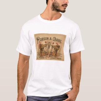 ロブソン及びクレーン-シェークスピアのTシャツの悪党 Tシャツ