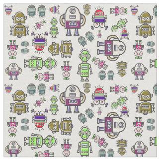 ロボットの全束 ファブリック