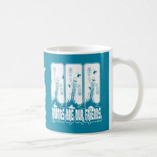 ロボットは私達の友人[] [] []ですマグ コーヒーマグカップ