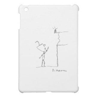 ロボットカップケーキ iPad MINIカバー