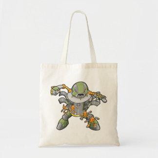 ロボットサイボーグの   バッグ