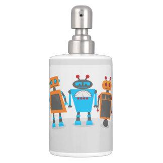 ロボットトリオ バスセット