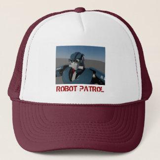 ロボットパトロールMrn キャップ