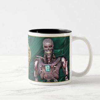 ロボットマグ ツートーンマグカップ