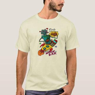 ロボットロケット Tシャツ