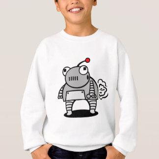 ロボット屁 スウェットシャツ