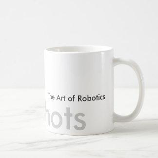 ロボット工学のマグ-ギャラリーの版のbotShotsの芸術 コーヒーマグカップ