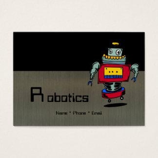 ロボット工学の名刺 名刺