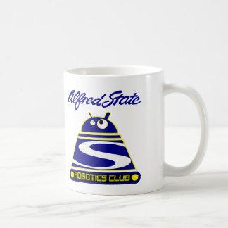 ロボット工学クラブマグ コーヒーマグカップ