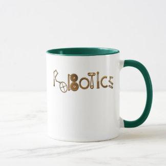 ロボット工学 マグカップ