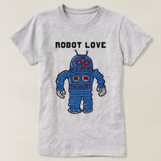 ロボット愛 Tシャツ