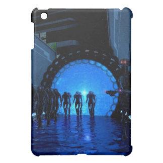 ロボット星の兵士 iPad MINI カバー