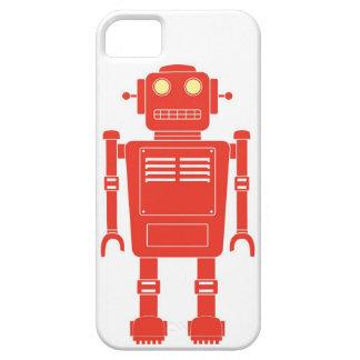ロボット赤 iPhone SE/5/5s ケース