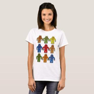 ロボット軍隊#4 Tシャツ