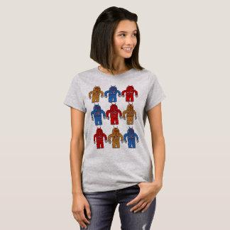 ロボット軍隊 Tシャツ