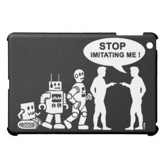 ロボット進化 iPad MINIカバー
