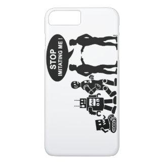 ロボット進化 iPhone 8 PLUS/7 PLUSケース