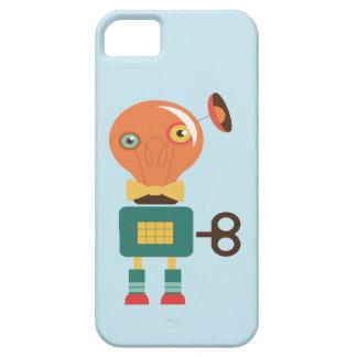 ロボット1 iPhone SE/5/5s ケース