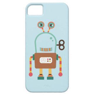 ロボット2 iPhone SE/5/5s ケース