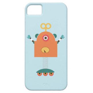 ロボット3 iPhone SE/5/5s ケース