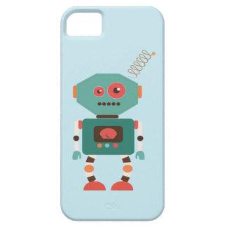 ロボット4 iPhone SE/5/5s ケース