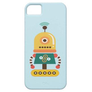 ロボット5 iPhone SE/5/5s ケース