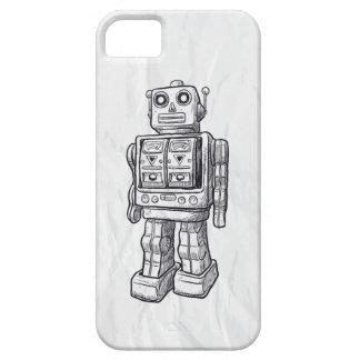 ロボット6 iPhone SE/5/5s ケース