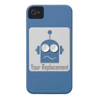 ロボット: あなたの取り替え Case-Mate iPhone 4 ケース