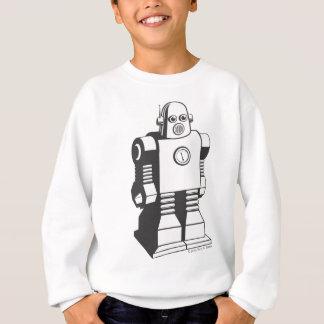 ロボット スウェットシャツ