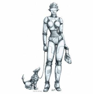ロボット フォトスカルプチャー