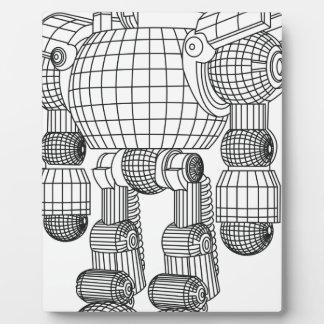 ロボット フォトプラーク