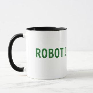 ロボット! マグカップ