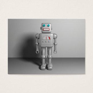 ロボット 名刺