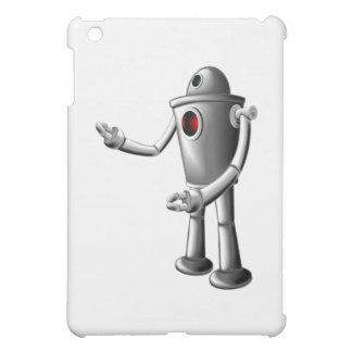 ロボット iPad MINI カバー