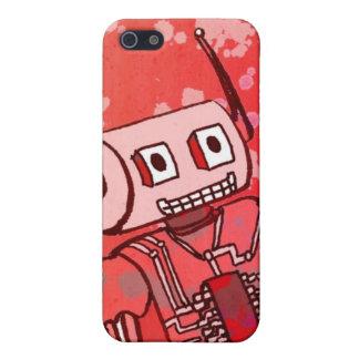 ロボット iPhone 5 カバー